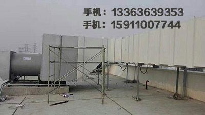 大面积风管空调保温工程施工